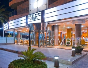 The Cimbel Hotel in Benidorm is the first hotel in Spain with self-sufficient rooms.