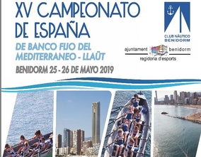 XV championship of Spain of fixed bank Mediterranean