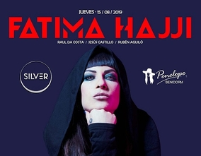 DJ Fatima Hajji coming to Penelope