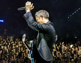Alejandro Sanz in Benidorm (NEW DATES 2021)